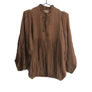 Eva Go Diva Courtney blouse nougat