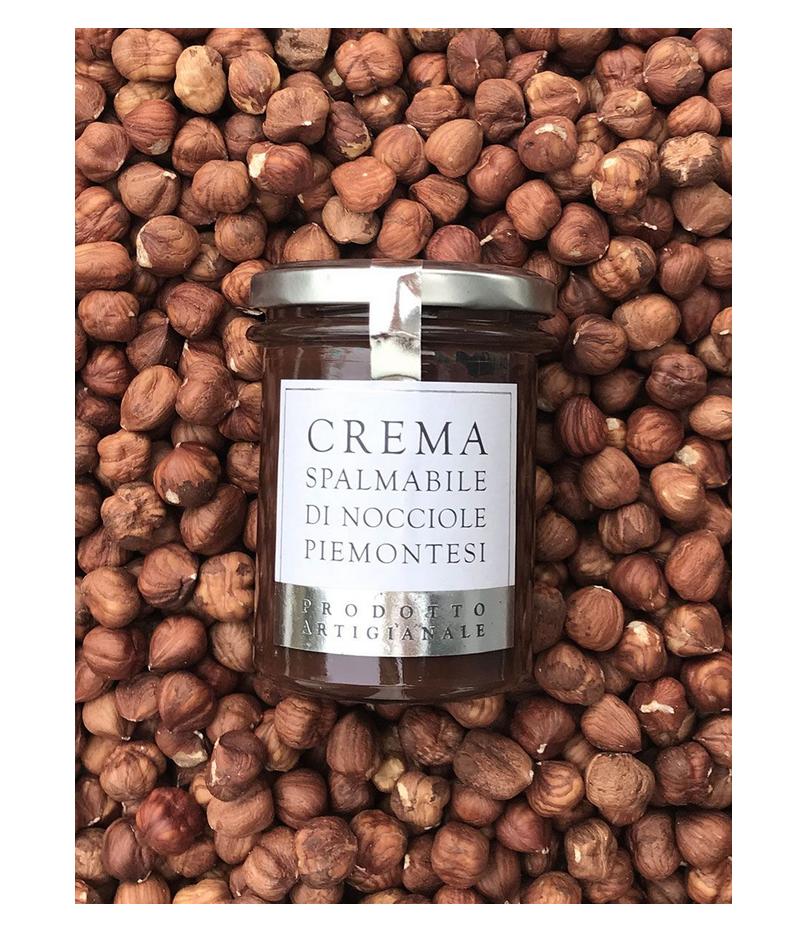 Made by Mama Crema di Nocciolata (Hasselnøde-chokolade)