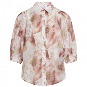 Puff shirt Big Flower