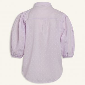 Love and Divine puff shirt lilla b