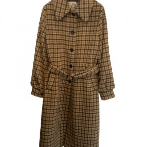 Attic and Barn Gaelle Brown Coat