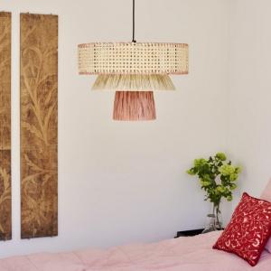 Triple Cane Brick & nature, loftlampe