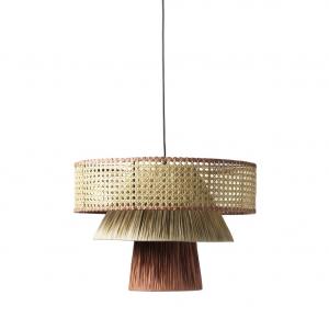 Triple Cane Brick & nature, loftlampe d