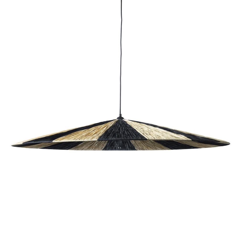 Parasol Black & nature, loftlampe d