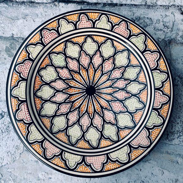 Maud Marokkansk Keramikfad