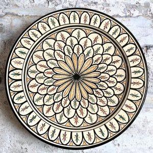 Poppi Marokkansk Keramikfad