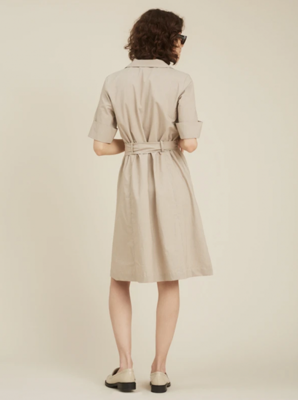Storm and Marie Hope Dress back