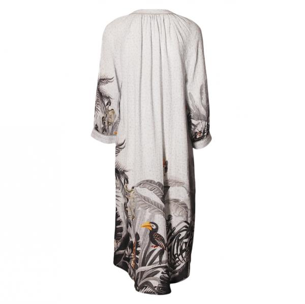 Blank Eveniya dress 4472 back